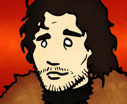 Jon Snow Comic