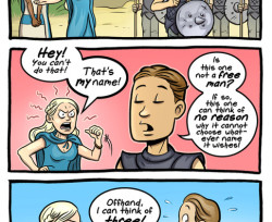 Daenerys Game of Thrones comic