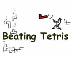 Beating Tetris cover