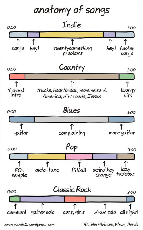 Song Anatomy